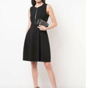 Michael Kors | Sleeveless Black Midi Dress
